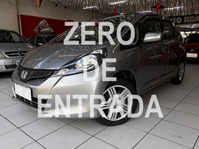 Honda Fit Automático Cx 1.4 Flex Sem Entrada Zero Entrada
