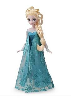 Princesa Elsa Frozen (30 Cm) A0520