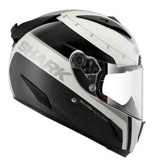 Capacete Shark Race-r Pro Racing Division Dual Touch