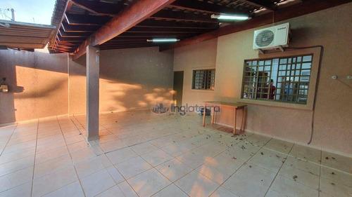 Imagem 1 de 19 de Casa À Venda, 91 M² Por R$ 385.000,00 - Esperança - Londrina/pr - Ca2180