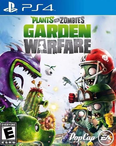 Plants Vs. Zombies Garden Warfare Juego Digital Ps4