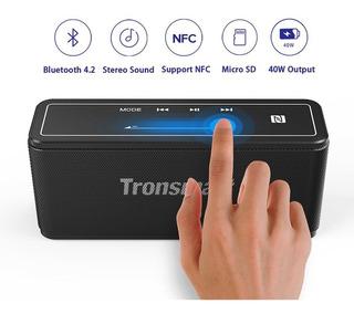 Parlante Portátil Tronsmart Mega Nfc Bluetooth 5.0 40w Rms