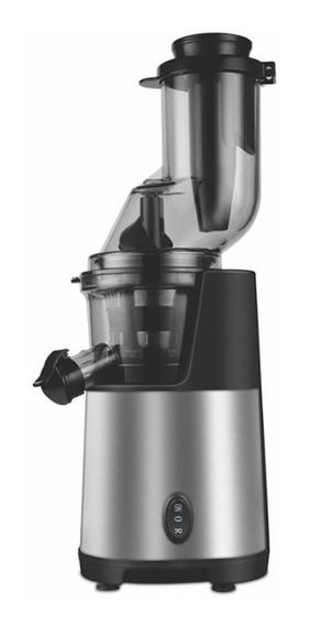 Juguera eléctrica Atma Slow Juicer acero inoxidable 220V EX8261N con accesorios