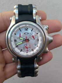 Relógio Oakley Antigo Holeshot