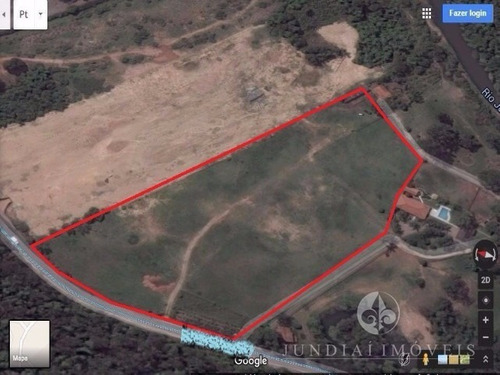 Imagem 1 de 4 de Vendo Área Industrial Com 33.840 M² À 1,5 Km Do Centro De Itupeva, Totalmente Plana. - Ar00017 - 4929715