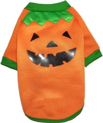 Ropa Calabaza De Halloween Para Perros