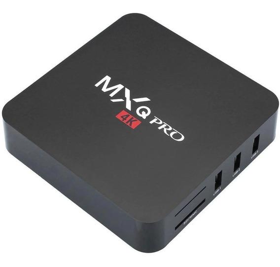 Tvbox 4k Pro 3gb/16gb