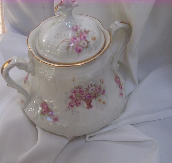 Azucarera Porcelana Limoges