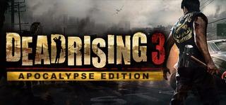Dead Rising 3 Apocalypse Edition Steam Key Pc