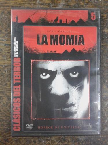 Imagen 1 de 4 de La Momia * Boris Karloff * Clasicos Del Terror * Dvd