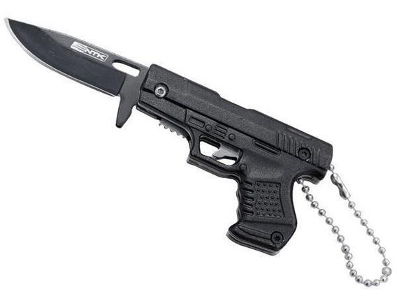 Canivete Faca Arma Pistola Kolt Nautika