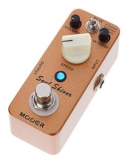 Mooer Soul Shiver Micro Pedal De Efecto Digital Reverb