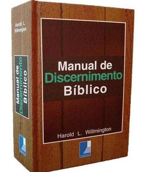 Manual De Discernimento Bíblico - Editora Templus