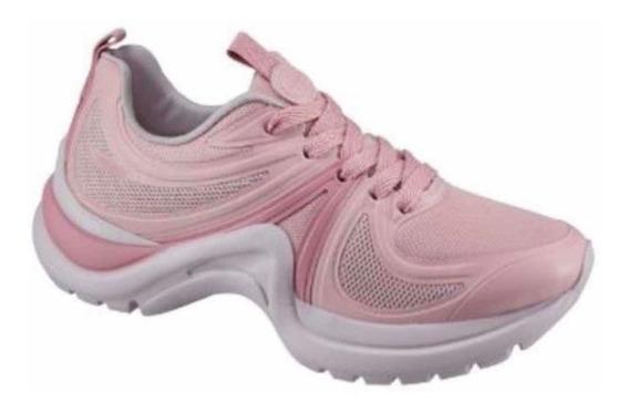 Tênis Chunky Sneaker Feminino Azaléia 959/516 Promoção !!!!!