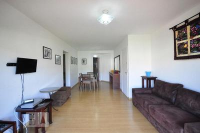 Apartamento No 2º Andar Com 3 Dormitórios E 2 Garagens - Id: 892807467 - 107467