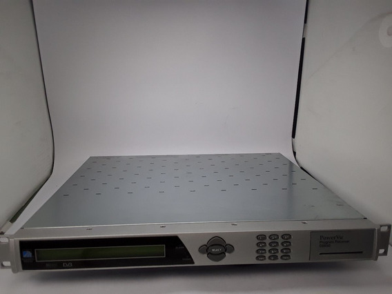 Decodificador Power Vu Program Receiver D9850