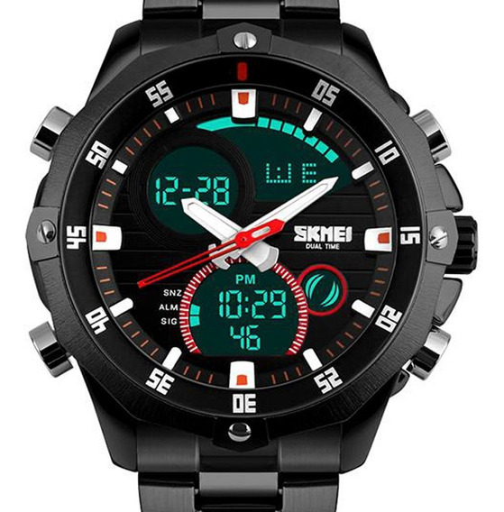 Relógio Masculino Skmei Esportivo Garantia Original N Fiscal