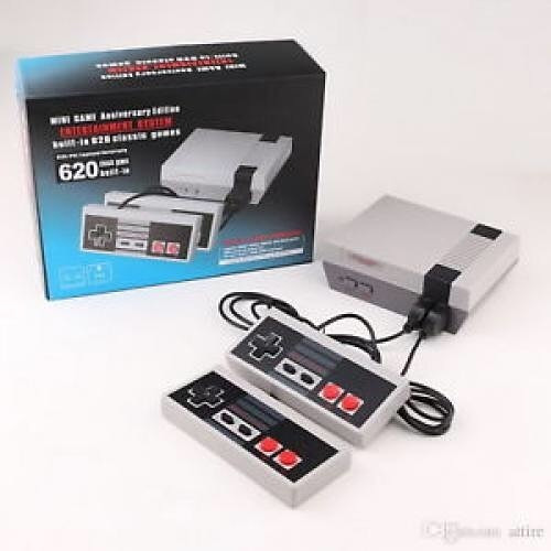 Consola Retro De Videojuegos Nes 600