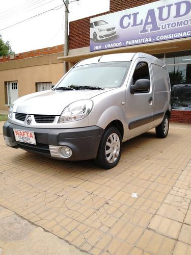 Renault Kangoo  Furgon Con Asientos Automotoresclaudio
