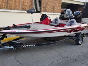 Nitro Z17 Bassboat Modelo 2017 Reestrenala !