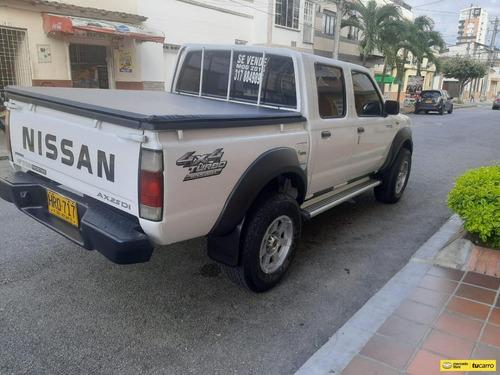 Nissan Frontier 2.5l 133 Hp 4x4