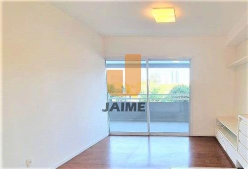 Apartamento Para Locação No Bairro Barra Funda Em São Paulo - Cod: Ja17600 - Ja17600