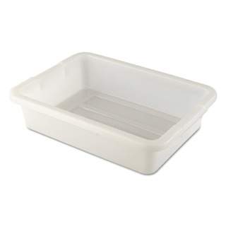Rubbermaid Commercial Products Fg334900wht Autobús Estánd