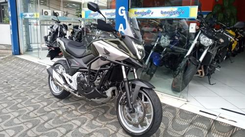Honda Nc 750x Abs 2019 Verde Segundo Dono Impecável