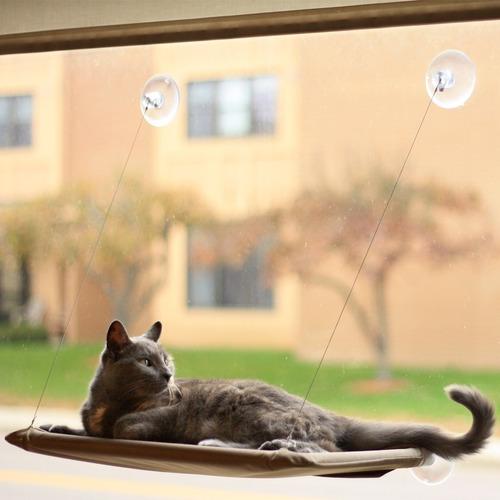 Cama Hamaca Para Gatos - Ventana