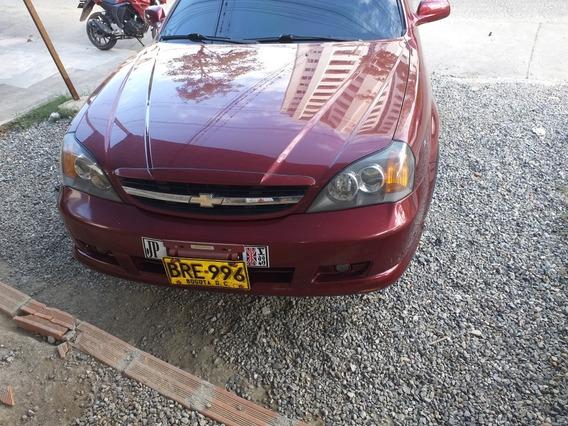 Chevrolet Epica Epica 2.0 Mecánico L