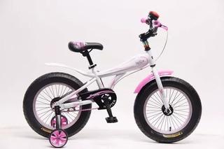Bicicleta Sbk Rod 12 Nena Ruedas Anchas Envios Gratis
