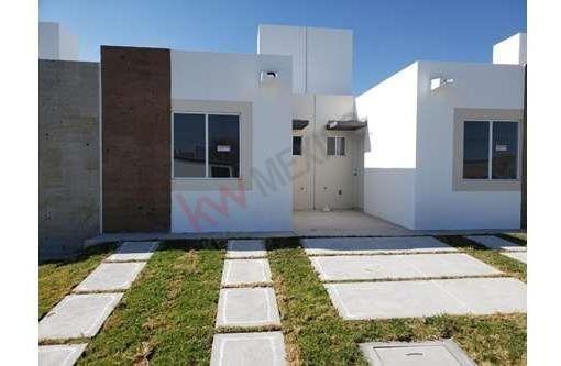 Vendo Casa Nueva De Un Piso, Querétaro En $749,000.-