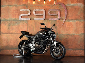 Yamaha Mt 07 2017/2017 Com Abs