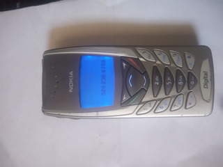Telefono Basico Nokia 8265 Cdma Telcel