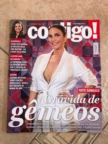Revista Contigo Ivete Sangalo Elizangela Lexa Lucero
