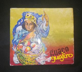 Cd Original Guaco Guajiro Nuevo