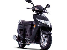 Moto Scooter Suzuki An 125 0km 2018 Urquiza Motos