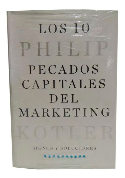 Livro Los 10 Pecados Capitales Del Marketing Em Espanhol