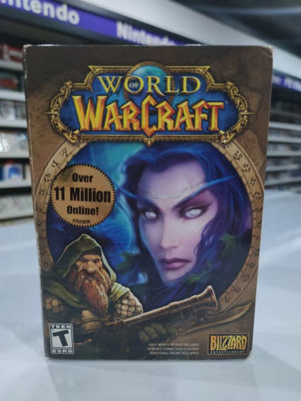 World Of Warcraft Collection Box - Impecável