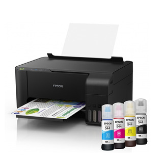 Impresora Multifuncion Epson L3110 Sistema Continuo Tinta