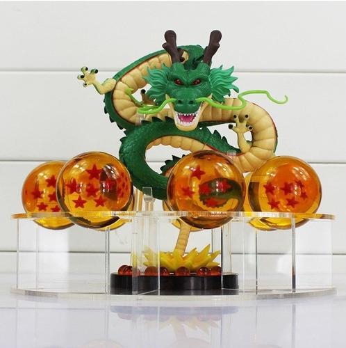 Dragon Ball Z - Shenlong Set Completo - Entrega Inmediata