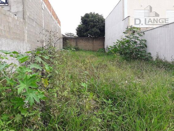 Terreno Residencial À Venda, Jardim Ipaussurama, Campinas. - Te3553