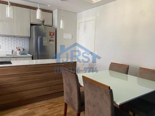 Condomínio Inspire Verde Apartamento Com 2 Dormitórios À Venda, 51 M² Por R$ 291.000 - Vila São João - Barueri/sp - Ap4394