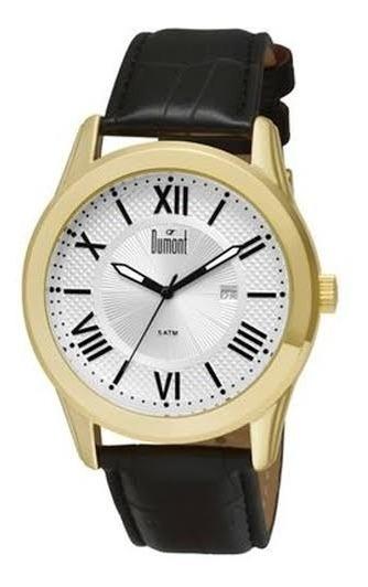 Relógio Masculino Dumont Analógico Casual Du2115bt/3k