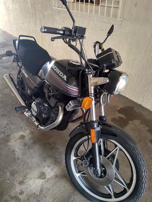 Cb 450 Dx 88 Impecavel. Estudo Troca Moto Ate 15 Mil