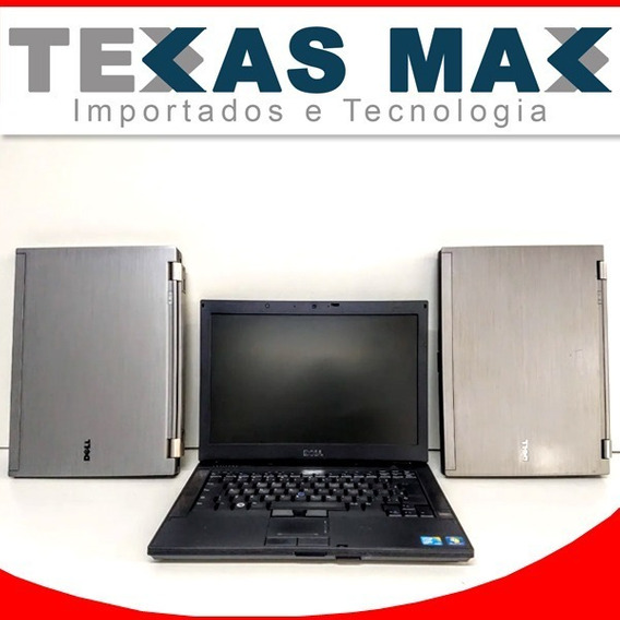 Lote 3 Notebook Dell Latitude E6410 4gb 250/320gb