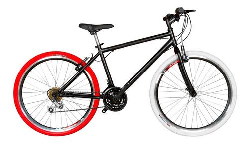 Imagen 1 de 1 de Bicicleta Urbana Todoterreno Rin 26 18 Cambios