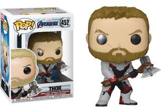 Funko Pop Marvel Avengers Endgame #452 Thor Nortoys