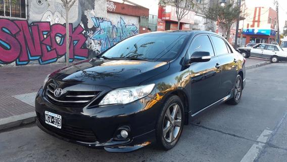 Toyota Corolla Xrs Xrs 2013 Xrs