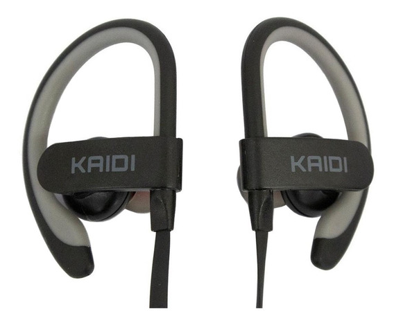 Fone de ouvido sem fio Kaidi KD-907 preto